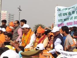 लखनऊ स्वच्छता रैली – स्वच्छता के प्रति जन जागरूकता अभियान