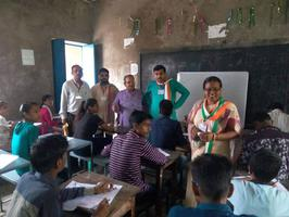 युवा प्रतिभाओं के सपनों को उडान देने के लिए आयोजित की गयी राजीव गांधी सामान्य ज्ञान प्रतियोगिता