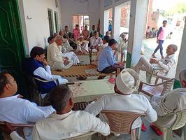 सपा स्टार प्रचारक के रूप में कैराना लोकसभा के अंतर्गत नुक्कड़ सभा को संबोधन