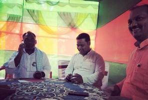युवा जदयू दिल्ली - मुंगेर विधानसभा में एनडीए प्रत्याशी के पक्ष में चुनावी प्रचार