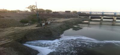 पांडू नदी – कानपुर में असंशोधित नालों के कारण मलिन होती गंगा की सहायक