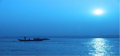 गंगा नदी - नमामि गंगे - मुक्त बाजार में समग्र-गंगा विकास की बात : दिशा एवं विकल्प