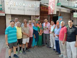 जनसंपर्क कार्यक्रम शिरकत कर भाजपा के लिए वोट अपील