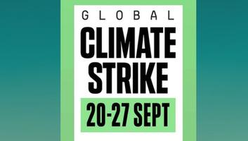 Global Strike on Climate Change