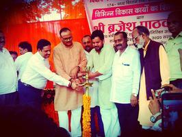 मौलवीगंज वार्ड, लखनऊ में विभिन्न सड़कों और क्षेत्रीय विकास कार्यों का उद्घाटन