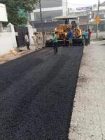 सेक्टर पी अलीगंज में सड़क इंटरलॉकिंग एवं नाली निर्माण कार्य का शुभारंभ