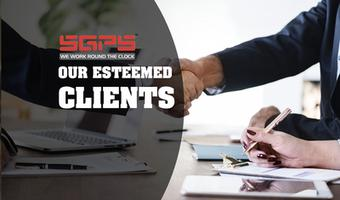 SGPS India Esteemed List of Clients