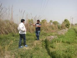 On the banks of the East Kali River