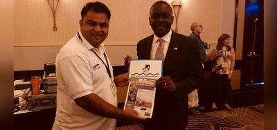 East Kali River Water Keeper - Appreciation on NEER's efforts