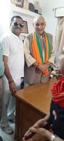 भाजपा वरिष्ठ नेता माननीय जय पाल सिंह जी को जन्मदिन की बधाई
