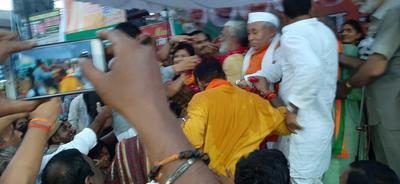 भाजपा प्रदेश अध्यक्ष माननीय स्वतंत्र देव सिंह जी का स्वागत