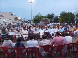स्वर्गीय अटल बिहारी वाजपेई जी की प्रथम पुण्य तिथि पर श्रद्धांजलि सभा का आयोजन