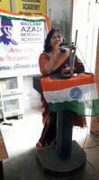 विद्यालय एवं अन्य जगहों पर ध्वजारोहण कार्यक्रम का आयोजन