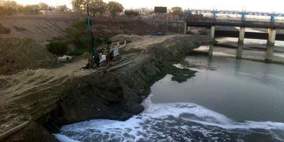गंगा नदी - वरूणा नदी से गंगा में जा रहे अवैध रूप से काटे गए जानवरों के शव : एनजीटी