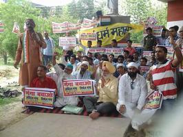 पंडित रामजी त्रिपाठी - धर्म अलग अलग उद्देश्य एक, मां गंगा को प्रदूषण मुक्त करना