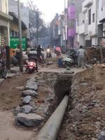 अलगढ़ में अनियोजित कार्यों ने शहर में बढ़ाईं मुसीबतें